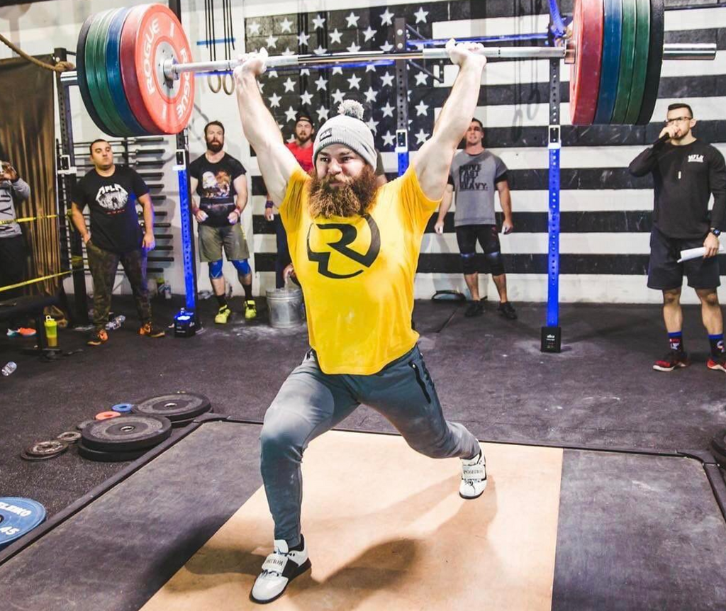 3 Things Keeping You From PRing Your Split Jerk