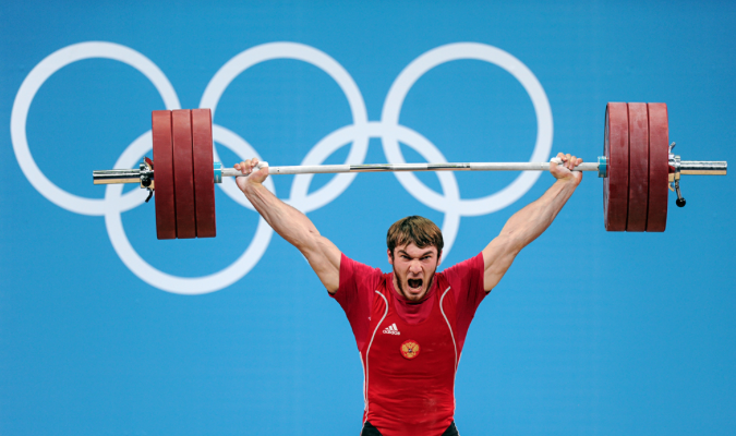 Top 5 Most Influential Weightlifters