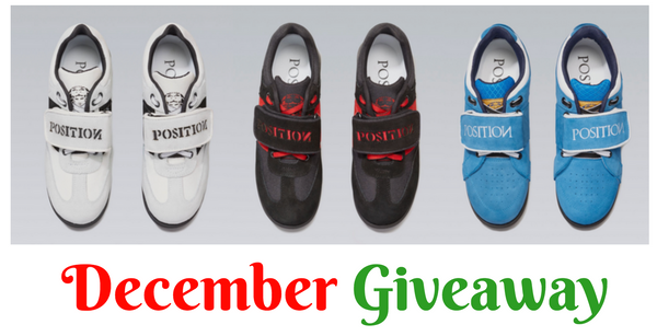 The Position December Ladies Giveaway!