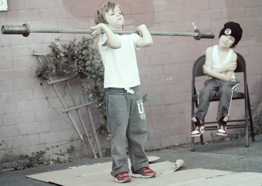Myth: Weightlifting Makes Kids Short