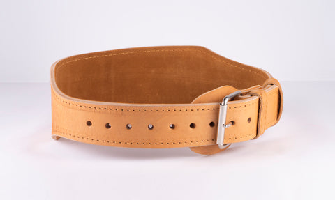 the Position USA leather weightlifting belt