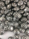 Stamped Metal Beads