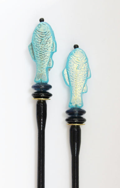 Bass Hair Sticks