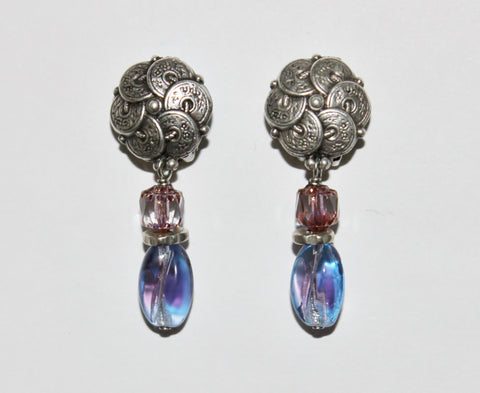 Clip Earrings E-C6-1