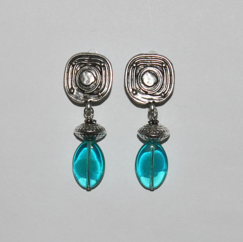 Clip Earrings E-C6-4