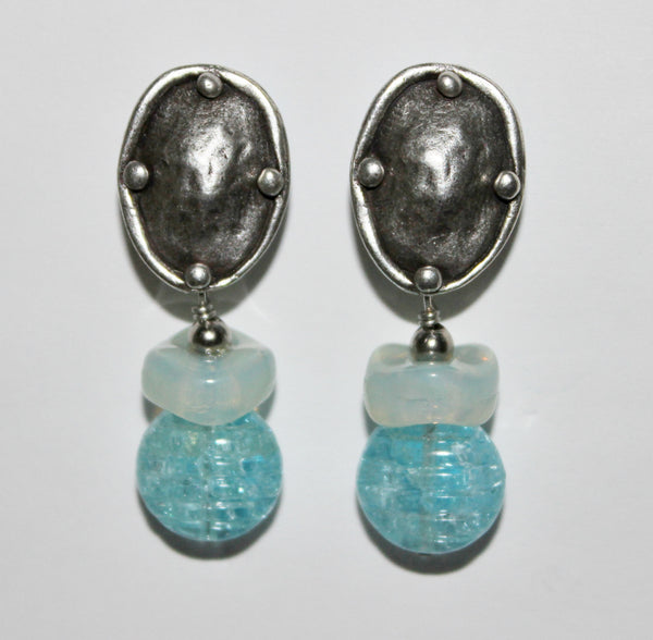 Clip Earrings E-C6-8