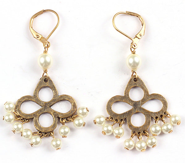 Pierced Earrings E-PL-06G