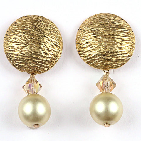 Pierced Earrings - E-PR-02G
