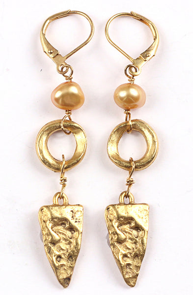 Pierced Earrings E-PR-41G