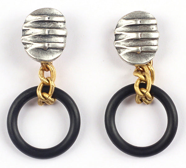 Clip Earrings E-PR-46SC