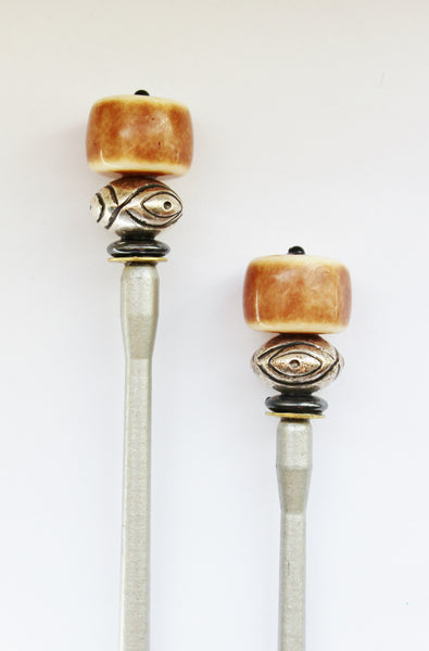 Muffin Hair Sticks