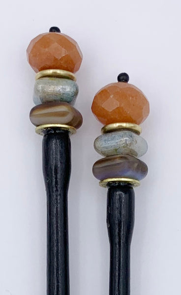 Curate Hair Sticks