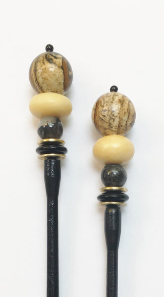 Stoney Hair Sticks