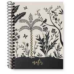 Black & White Notebook