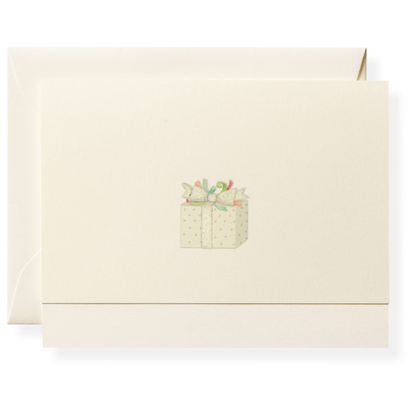 Deck the Halls Note Card Box-5