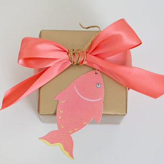 Goldfish Pretty Gift Tag