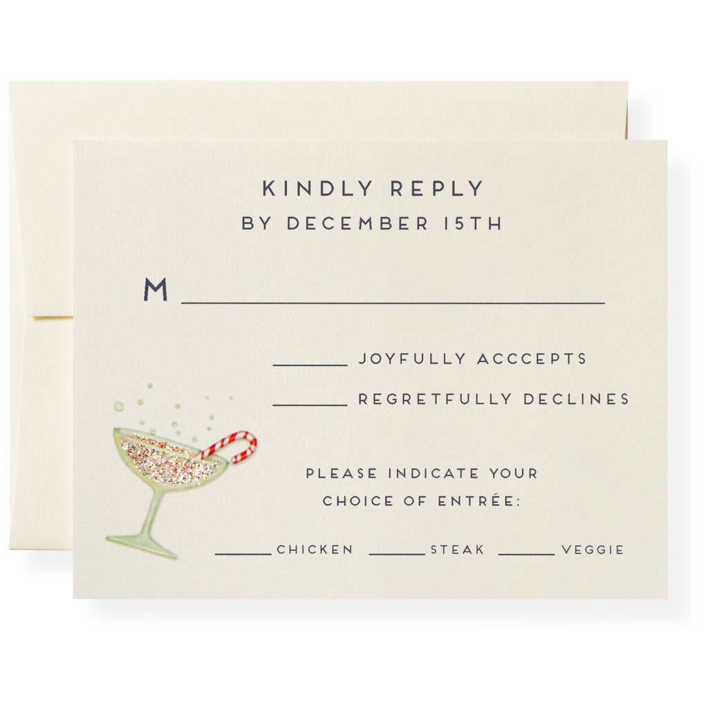 Peppermint Fizz Personalized Notes
