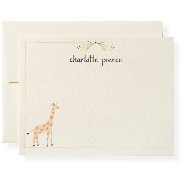 Wild Things Personalized Notes-1