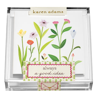 Always Gift Enclosures in Acrylic Box