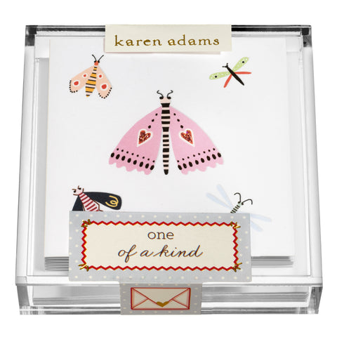 Bugs Gift Enclosures in Acrylic Box