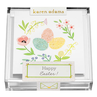 Easter Gift Enclosures in Acrylic Box