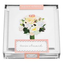 Flowers Gift Enclosures in Acrylic Box
