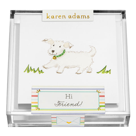 Friend Gift Enclosures in Acrylic Box