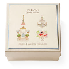 At Home Gift Enclosure Box