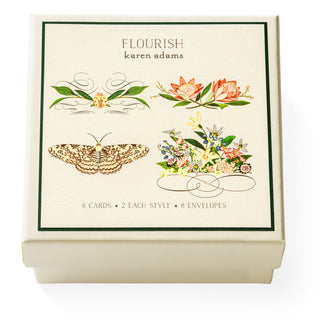 Flourish Gift Enclosure Box