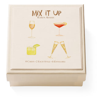 Mix It Up Gift Enclosure Box