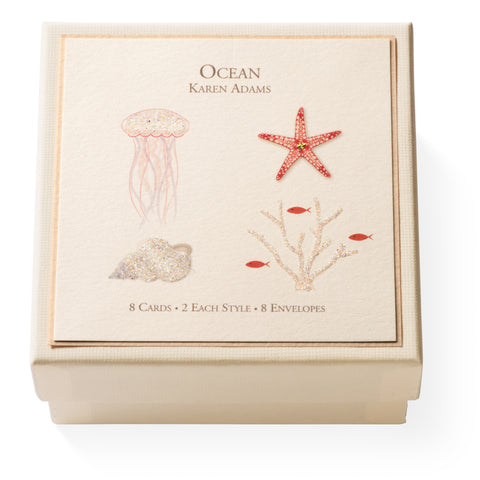 Ocean Gift Enclosure Box