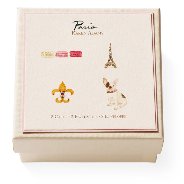 Eiffel Tower Individual Gift Enclosure-2