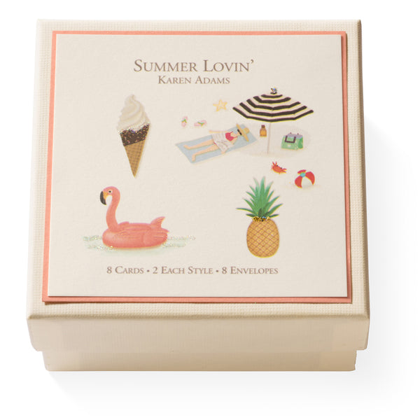 Ice Cream Cone Individual Gift Enclosure-2