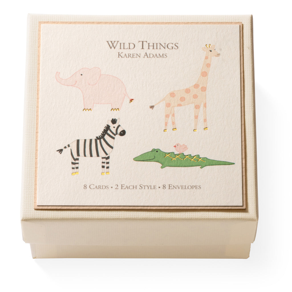 Wild Things Gift Enclosure Box
