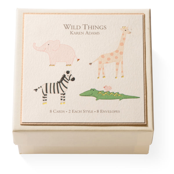 Wild Things Gift Enclosure Box-1