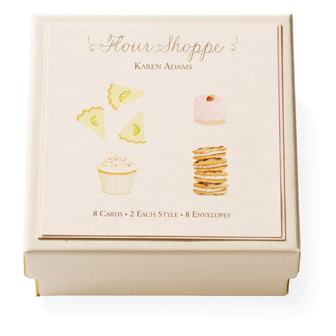 Flour Shoppe Gift Enclosure Box