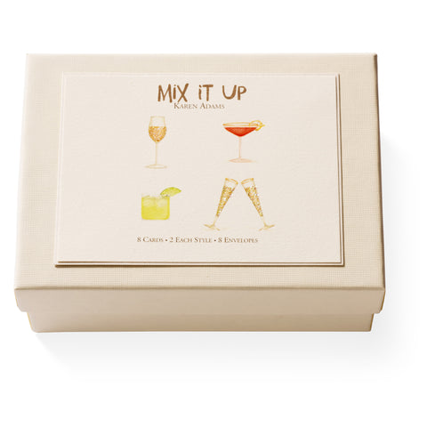 Mix It Up Note Card Box