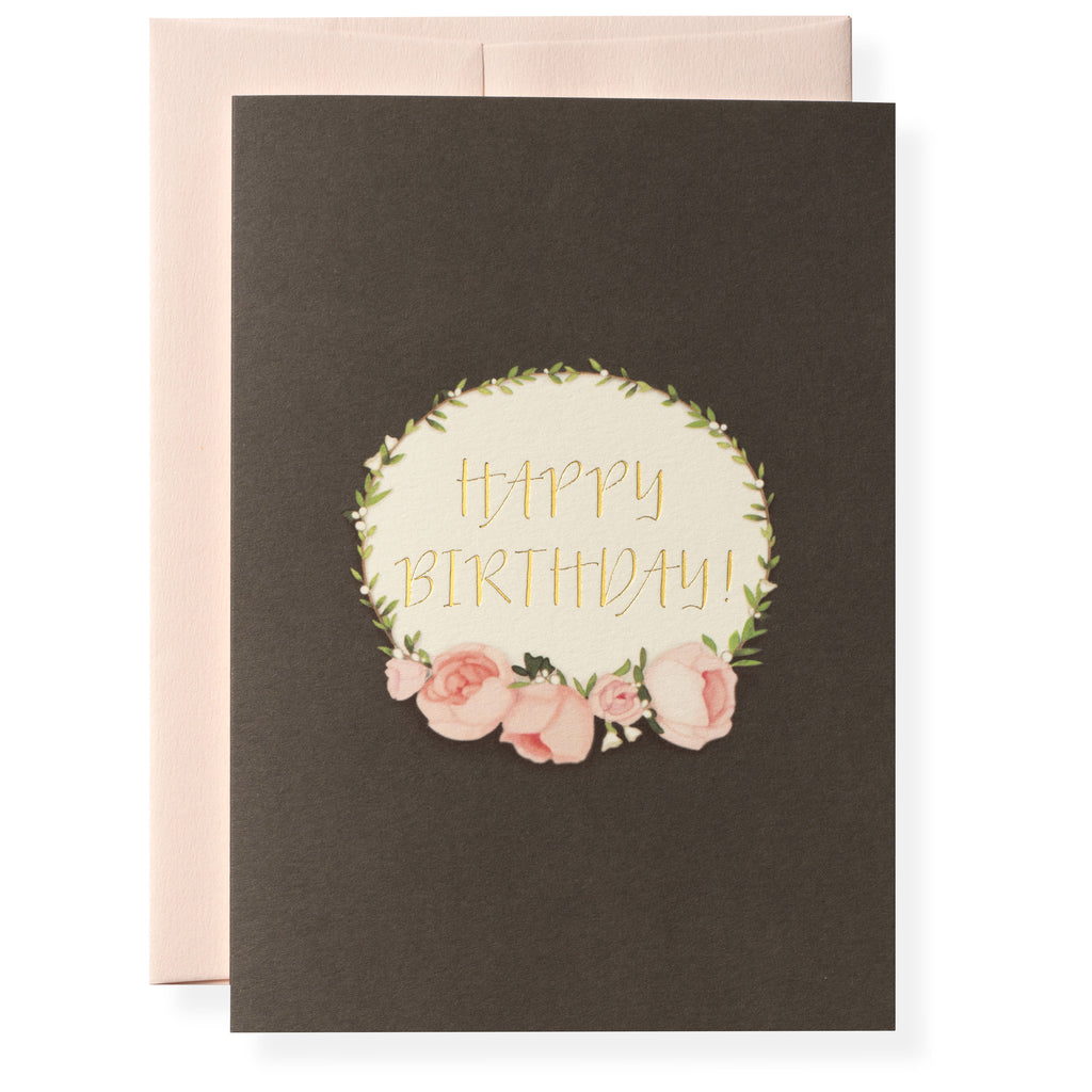 Bella Birthday Greeting Card