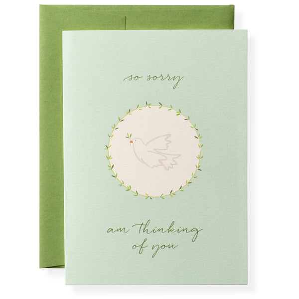 Dove Greeting Card-1
