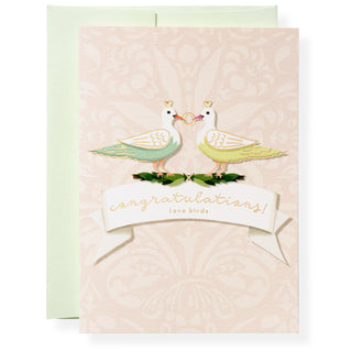 Love Birds Greeting Card