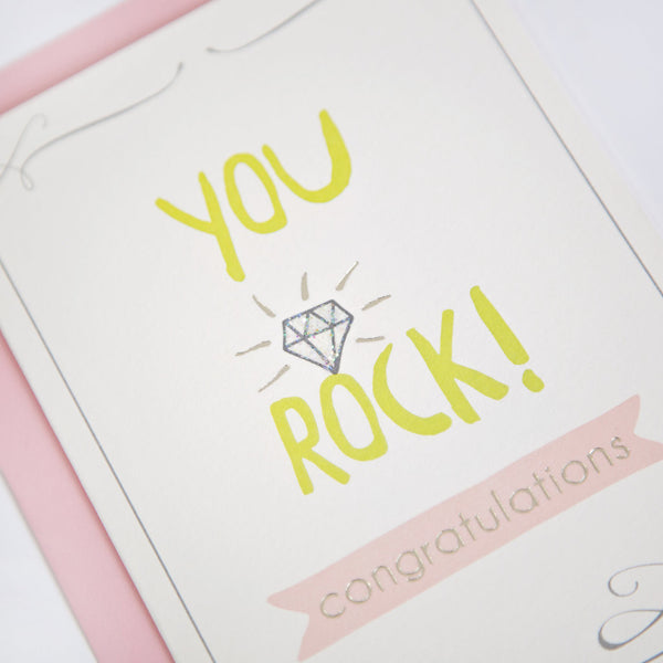 You Rock Greeting Card-2