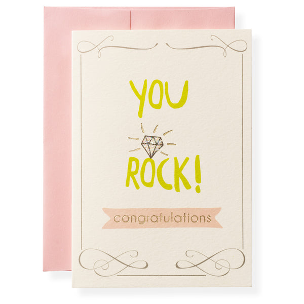 You Rock Greeting Card-1