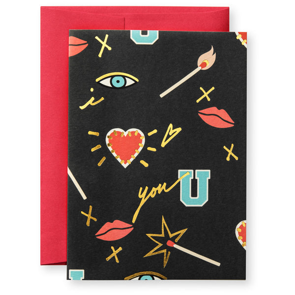 Universal Greeting Card