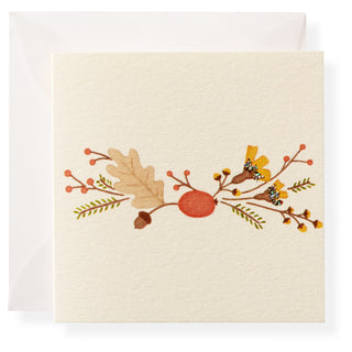 Autumn Flora Individual Gift Enclosure