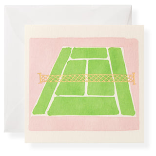 Tennis Club Gift Enclosure Box