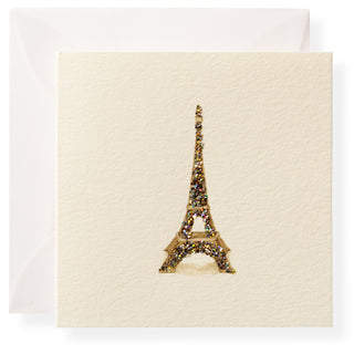 Eiffel Tower Individual Gift Enclosure