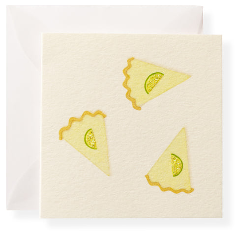Key Lime Pie Individual Gift Enclosure