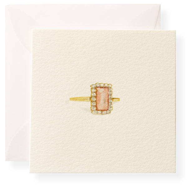 Morganite Individual Gift Enclosure