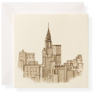 New York, New York Gift Enclosure Box