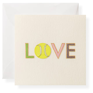 Tennis Love Individual Gift Enclosure